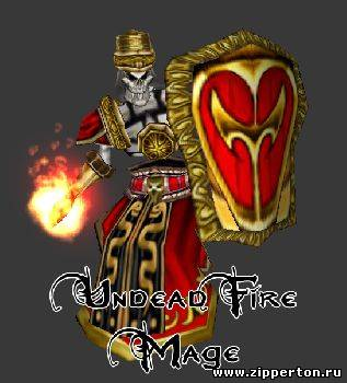 Undead Fire Mag...