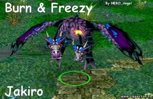 Гайд по Jakiro – Twind Head Dragon – Химера