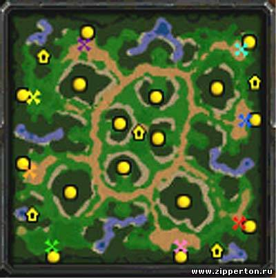 Гайд по установке / запуску карт для Warcraft III