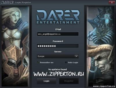 Как запустить МапХак на платформе Darer или Mh for Darer
