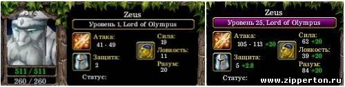 Гайд Zeus - Зевс - Lord of Olympus