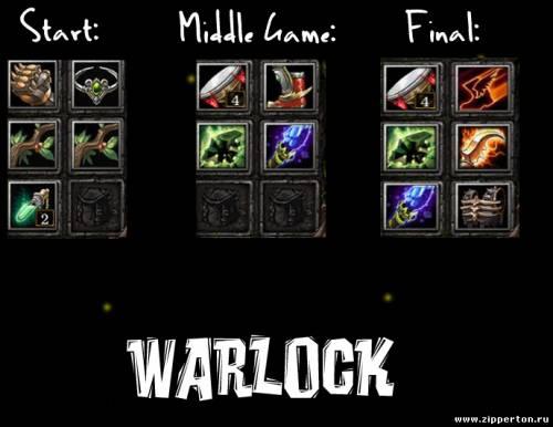 Гайд Варлок | Warlock Demnok Lannik