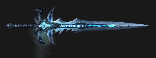 Легендарное оружие в World of Warcraft